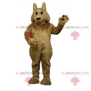 Mascotte degli animali da fattoria - Fox - Redbrokoly.com