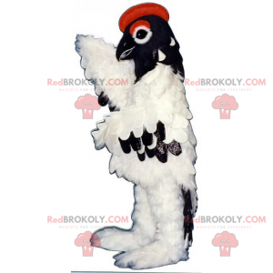 Forest animal mascot - majestic bird - Redbrokoly.com