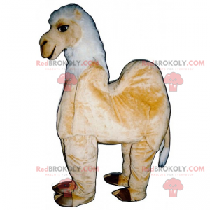 Savannah dyremaskot - kamel - Redbrokoly.com