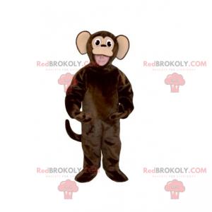 Savannah zvířecí maskot - opice - Redbrokoly.com