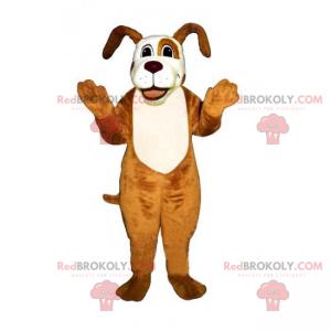 Pets mascot - Beagle - Redbrokoly.com