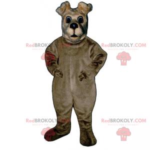 Pets mascot - French Bulldog - Redbrokoly.com