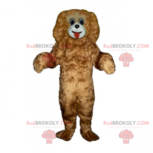 Pets mascot - Cocker - Redbrokoly.com