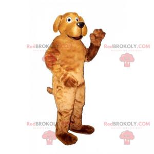 Maskot zvířat - labrador - Redbrokoly.com