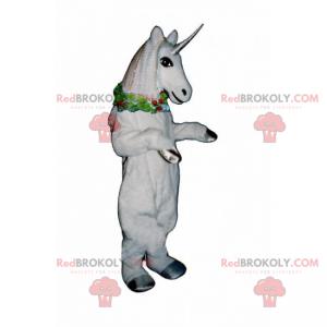 Fantastic beasts mascot - Unicorn - Redbrokoly.com