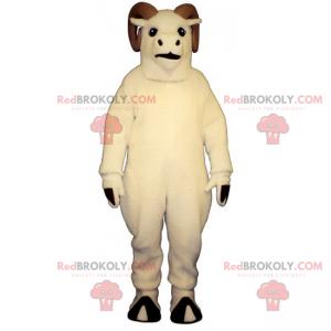 Mascotte animale selvatico - Ariete - Redbrokoly.com