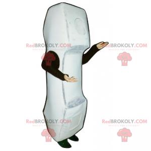 Mascotte del blocco di ghiaccio - Redbrokoly.com