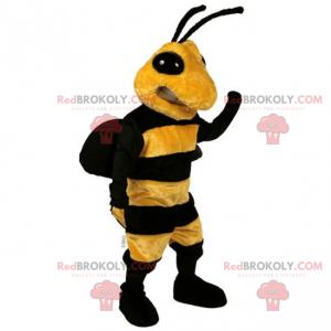 Sladká včelka maskot - Redbrokoly.com