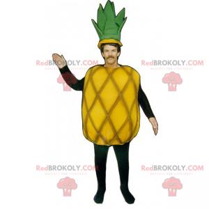 Maskotka ananasa - Redbrokoly.com
