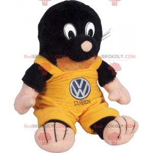 Baby Maulwurf Maskottchen Overalls - Redbrokoly.com