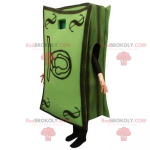 Maskot dolar - Redbrokoly.com