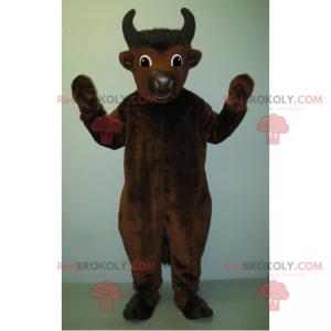 Brown Beef Maskottchen - Redbrokoly.com