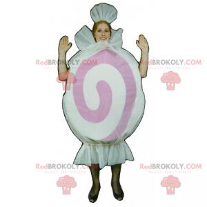 Candy maskot - Redbrokoly.com