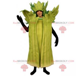 Celery mascot - Redbrokoly.com