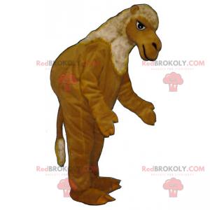 Mascote camelo - Redbrokoly.com