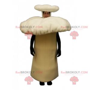Mascote cogumelo - Redbrokoly.com