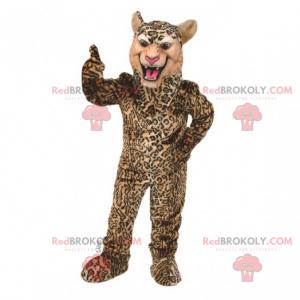 Cheetah maskot - Redbrokoly.com
