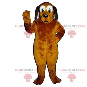 Maskot psa - Beagle - Redbrokoly.com