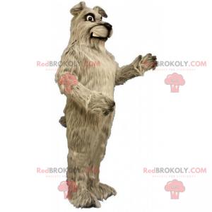 Dog mascot - Fox terrier - Redbrokoly.com