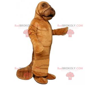Maskot psa - Shar-Pei - Redbrokoly.com