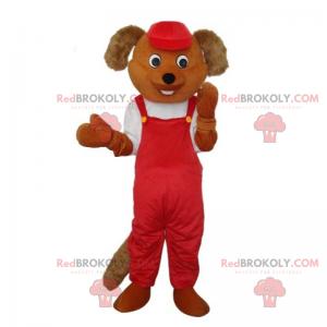 Maskot maskot štěně - Redbrokoly.com