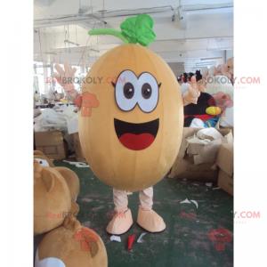 Usměvavý dýňový maskot - Redbrokoly.com