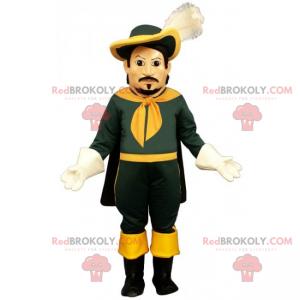Conquistador mascot - Redbrokoly.com