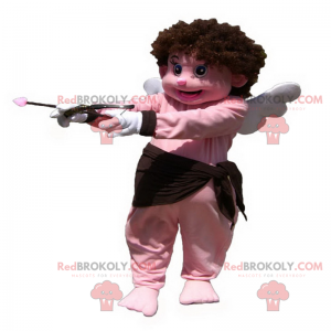 Cupid mascot - Redbrokoly.com