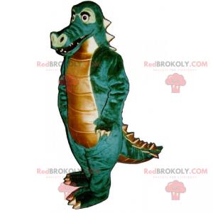 Peaked Dino Maskottchen - Redbrokoly.com