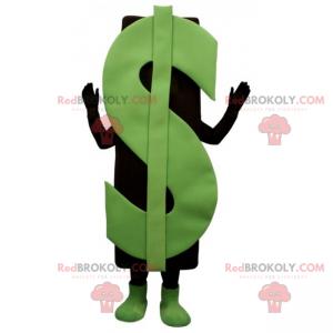 Dollars maskot - Redbrokoly.com