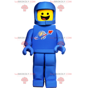 Lego Figur Maskottchen - Astronaut - Redbrokoly.com