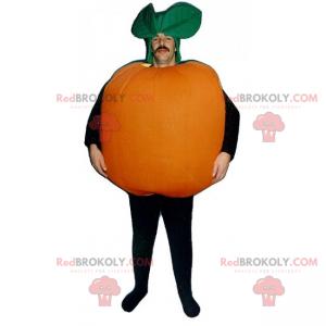 Ovocný maskot - oranžový - Redbrokoly.com