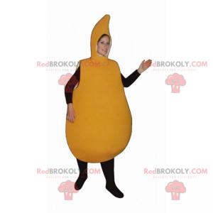Fruit mascot - Pear - Redbrokoly.com
