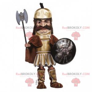 Mascote gladiador romano - Redbrokoly.com