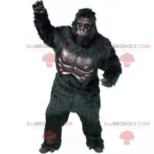 Mascote gorila - Redbrokoly.com