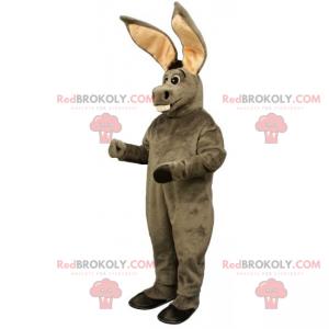 Big donkey mascot - Redbrokoly.com