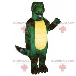 Lizard mascot - Redbrokoly.com