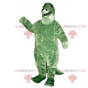 Big soft dino mascot - Redbrokoly.com