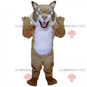 Velký kočičí maskot - Redbrokoly.com