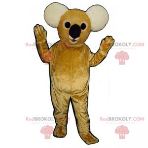 Mascote do grande coala - Redbrokoly.com