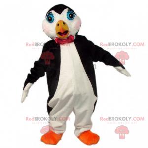 Großes Pinguin-Maskottchen mit Fliege - Redbrokoly.com