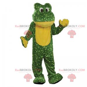 Skvrnitý žába maskot - Redbrokoly.com