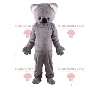Koala maskot med blød pels - Redbrokoly.com