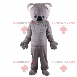 Mascotte di koala pelliccia morbida - Redbrokoly.com