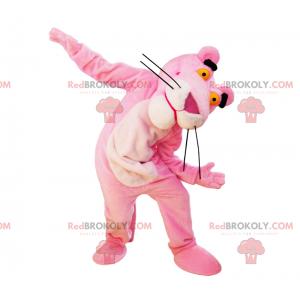 Maskot Růžového pantera - Redbrokoly.com