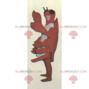 Hummer maskot - Redbrokoly.com