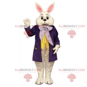 Maskot bílého králíka Alenky v říši divů - Redbrokoly.com