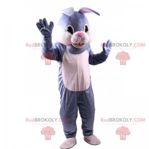 Blå kanin maskot - Redbrokoly.com