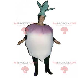 Zeleninový maskot - tuřín - Redbrokoly.com