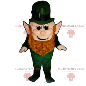 Leprechaun mascot - Redbrokoly.com